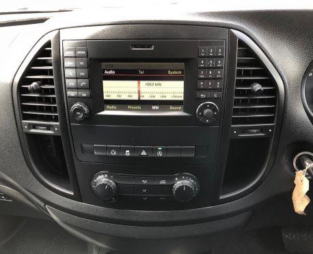 2016 MERCEDES VITO 114 LWB Bluetec Auto AC (REF:D798)