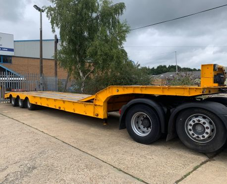 2004 ANDOVER SFCL40 TRIAXLE LOW LOADER (REF:D858)