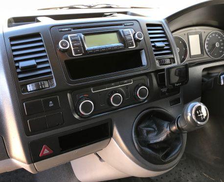 2011 VW TRANSPORTER T5 LWB (D753)