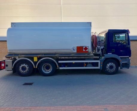2011 MAN TGM 26.340 6x2 4 COMPARTMENT FUEL TANKER (Ref:D795)